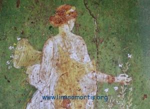 La Flora (fresco from  Villa Arianna, Stabia - I Century A.D.)